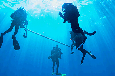 PADI for Advanced Divers
