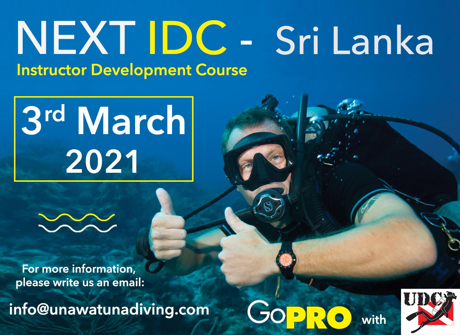 Sri Lanka IDC 2021